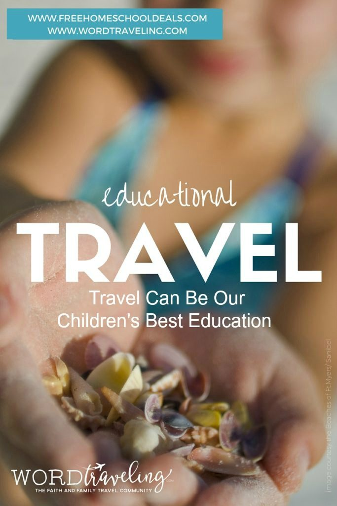 Travel Can Be Our Children's Best Education