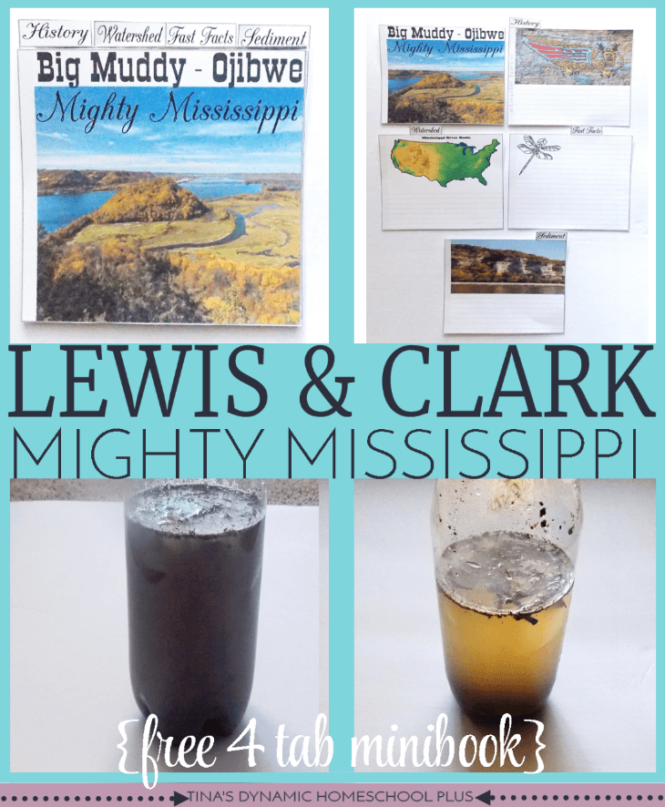 FREE Lewis and Clark Mighty Mississippi