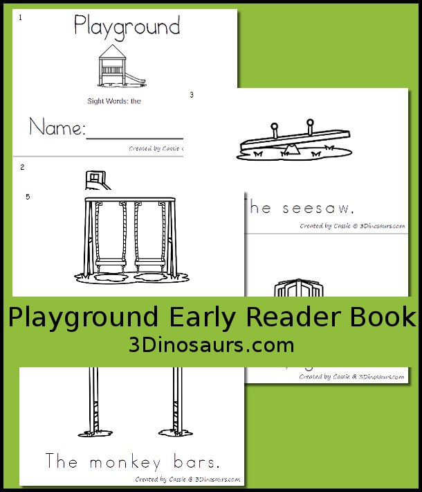 FREE Sight Word Reader