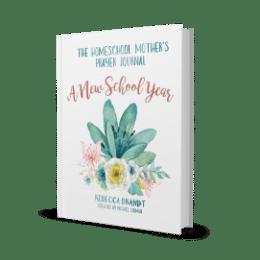 Homeschool Mother's Prayer Journal Only $3.50! (50% Off!)