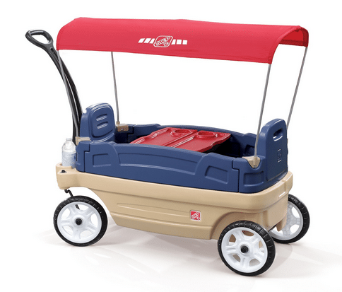 Step2 Whisper Ride Touring Wagon Only $88! (27% Off!)