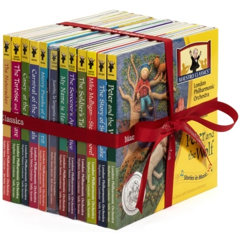 The Maestro Classics 12 CD Collection Only $120 + Free Shipping!