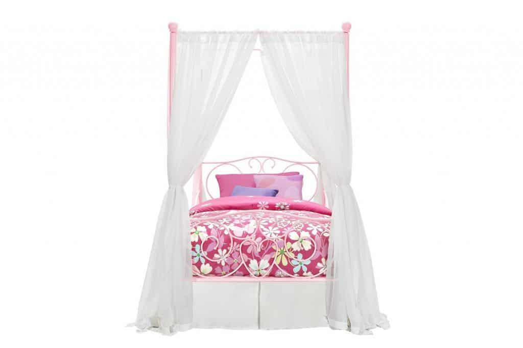 Twin Canopy Bed Only $97.19! (Reg. $200!)
