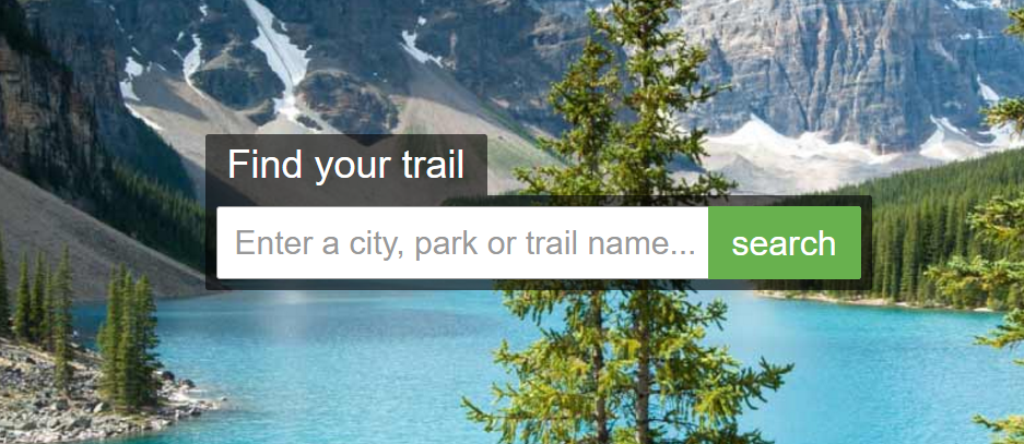 Find Hiking Trails in Your Area