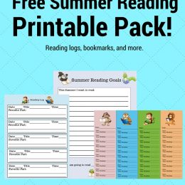 FREE Nature Study Printables and Unit Study