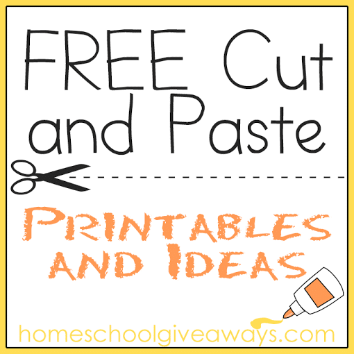 FREE Cut and Paste Printables and Ideas | Free Homeschool ...