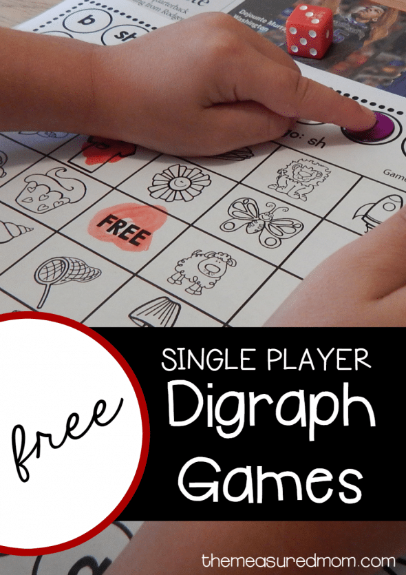 FREE Single Player Digraph Games