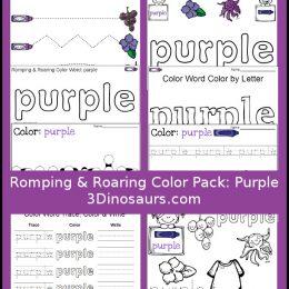 FREE Purple Pack