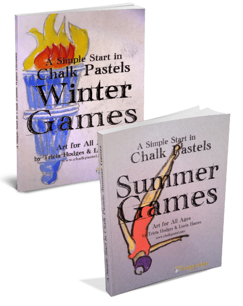 Olympic Games Chalk Pastel Bundle Only $6.49! (Reg. $10!)