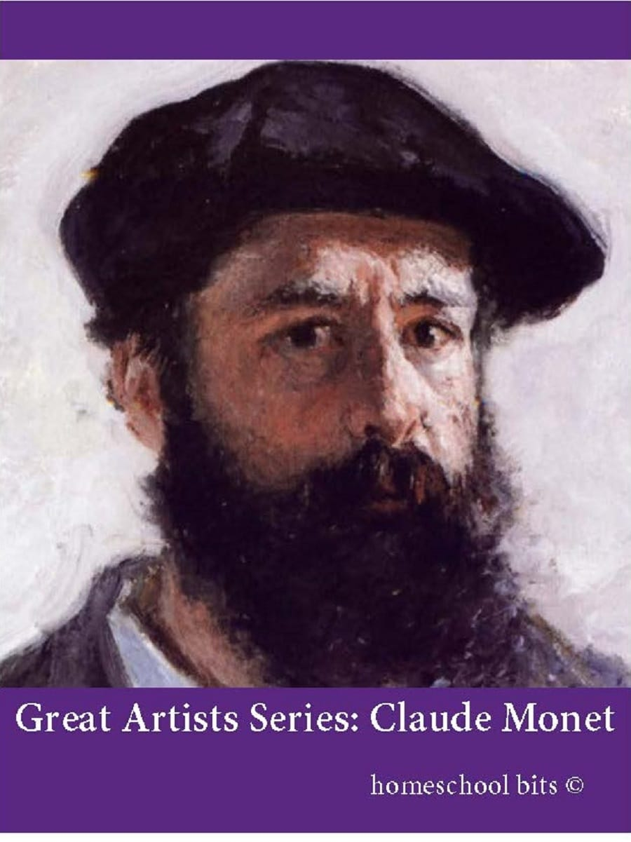 Free Claude Monet Learning Pack