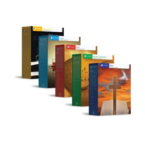 10% Off K-12 LIFEPAC Complete 5 Subject Sets