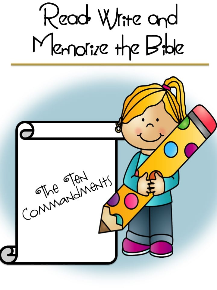FREE Bible Memorization pack