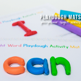 FREE Dolch Sight Words Activity and Printables
