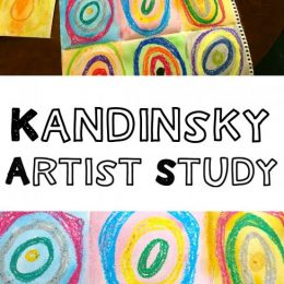 FREE Kandinsky Art Study