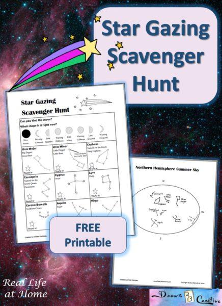 FREE Star Scavenger Hunt