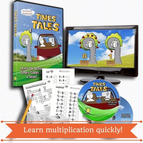 Times Tales New Animated DVD - $10 Off + Free Shipping!