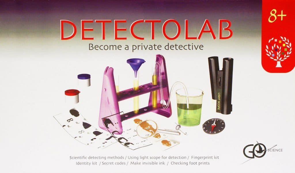 Detecto Science Kit Only $14.42! (40% Off!)