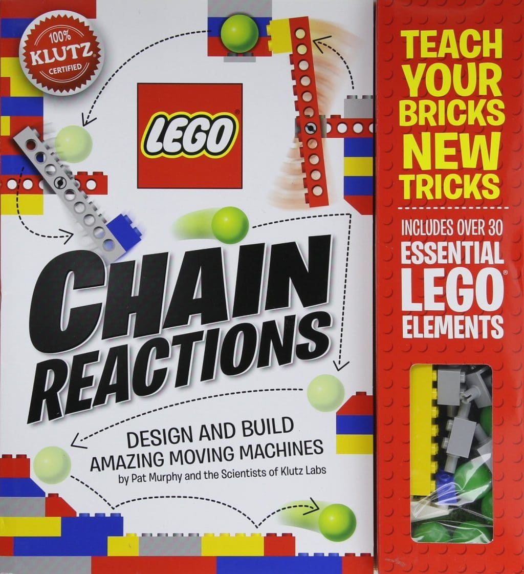 LEGO Chain Reactions Craft Kit Only $9.55! (Reg. $22!)