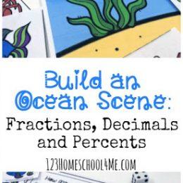 FREE Ocean Math Pack