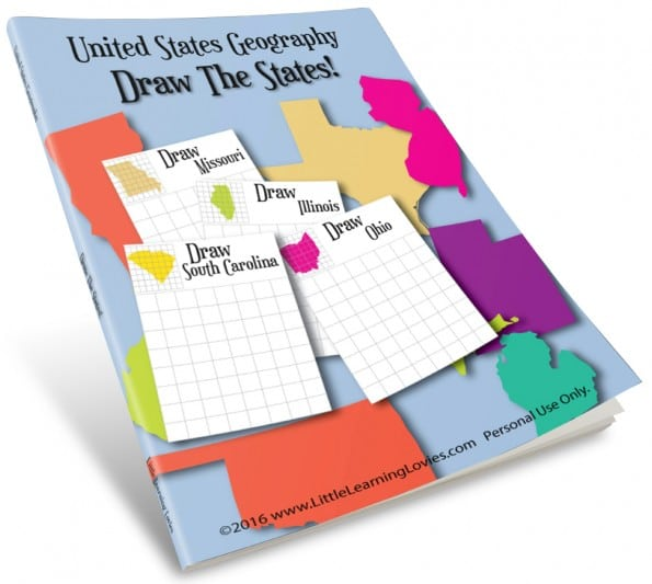 Free How to Draw the States eBook