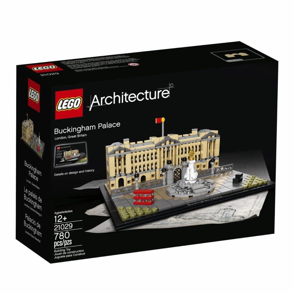 LEGO Architecture Buckingham Palace Kit Only $36! (Reg. $50!)