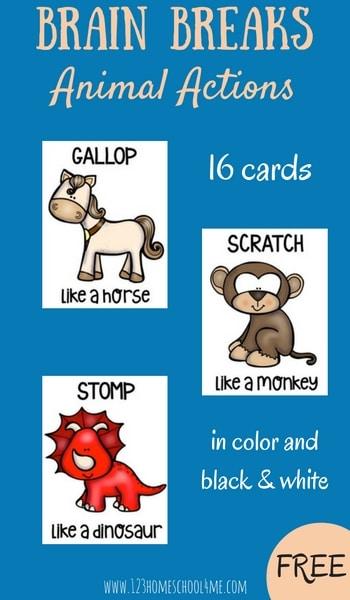 cap 107 - Kindergarten Brain Break