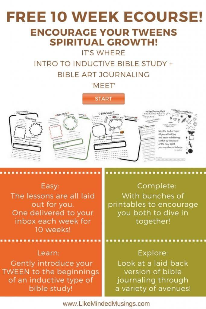 FREE 10 Week Spiritual Growth for Teens