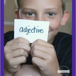 FREE Taboo Grammar Game