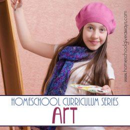 FREE Homeschool Series: Art