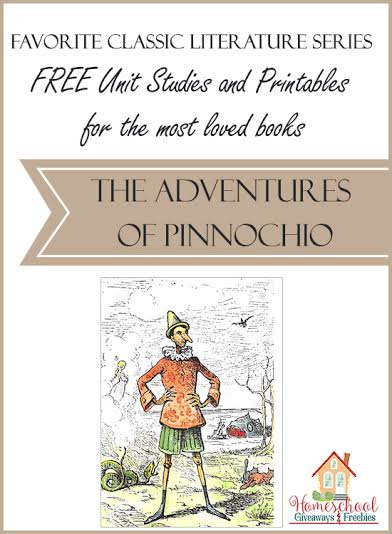 Free Adventures of Pinnochio Unit Study Resources