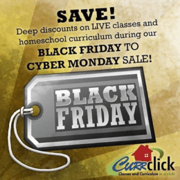 30% Digital Curriculum & Classes at Currclick
