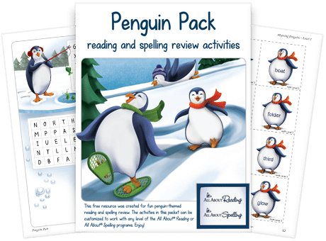 Free Penguin Learning Pack (30 Pages!)
