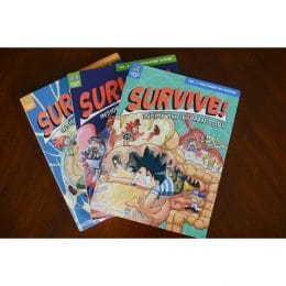 Survive! Inside the Human Body Complete Set Only $40.95! (Reg. $53.85)