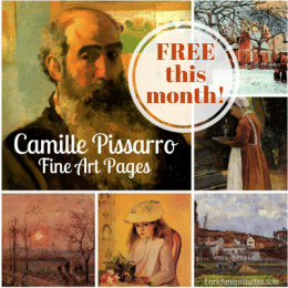 Free Camille Pissaro Fine Art Pages