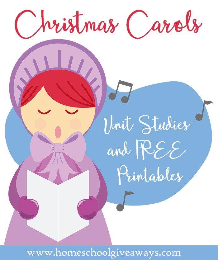 Free Christmas Carol Unit Study Resources