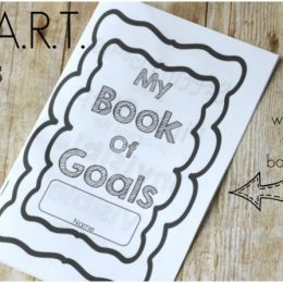 Free Kids Book of Goals