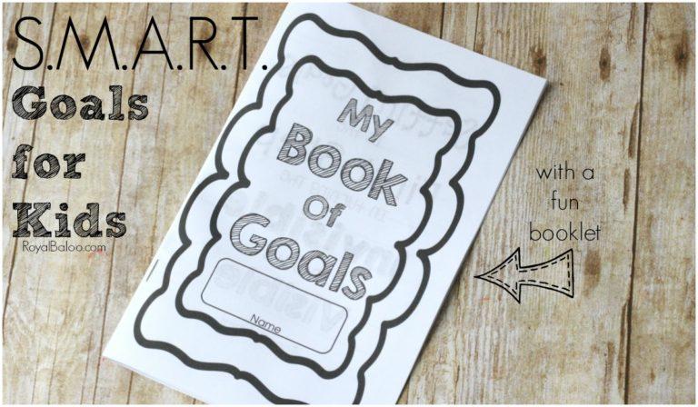 Free Kids Book of Goals