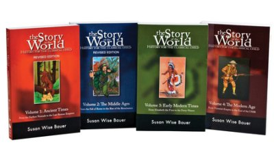 40% Off Story of the World History Curriculum