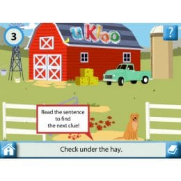 FREE uKloo Early Reader App