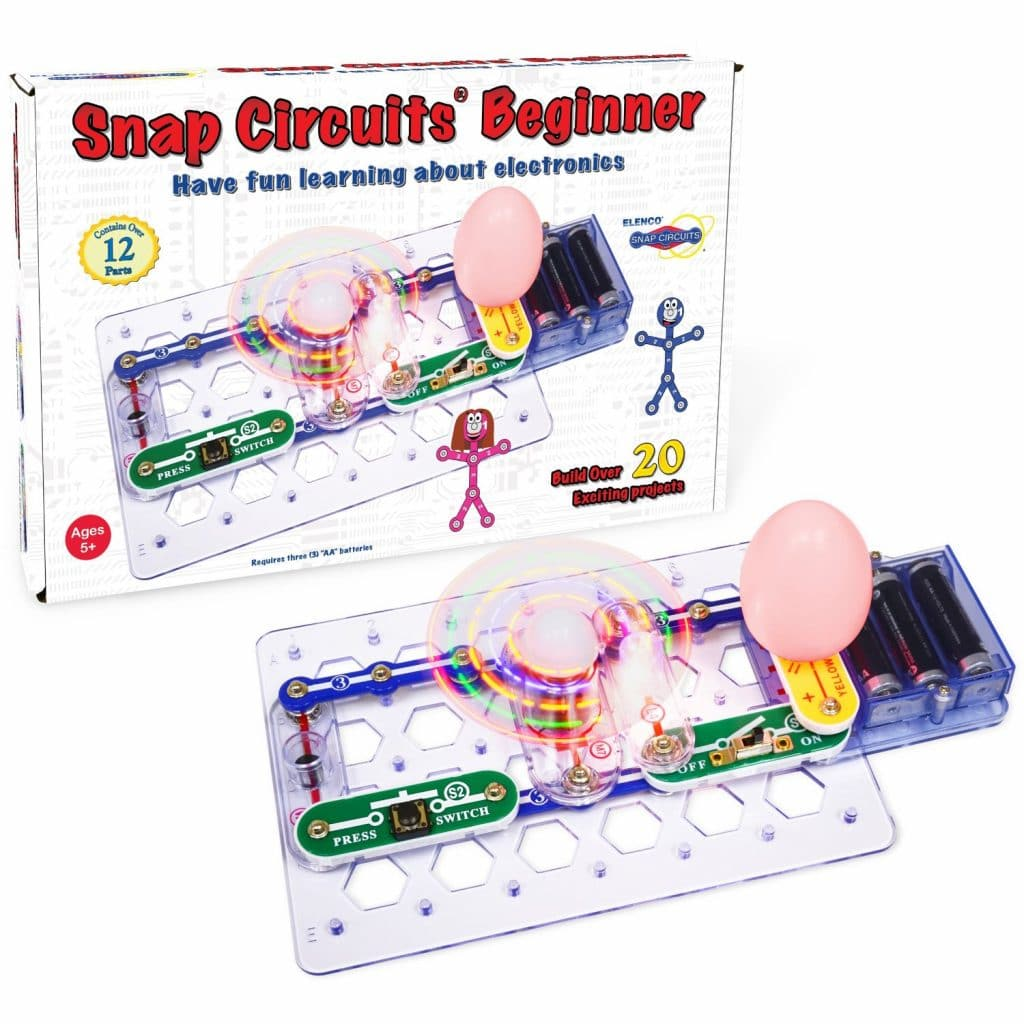 Snap Circuits Beginner Electronic Discovery Kit Only $19! (Reg. $25!)