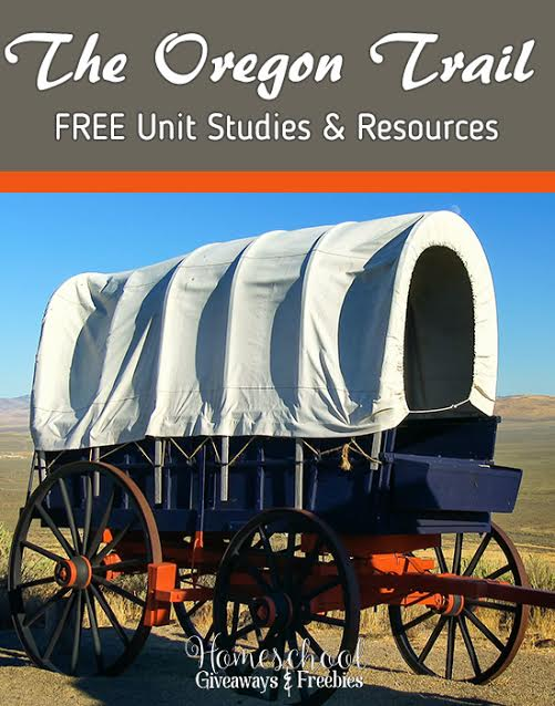 Free Oregon Trail Printables and Resources