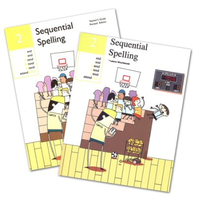 Sequential Spelling Level 2 Teacher Guide & Student Workbook Only $18.99! (Reg. $32.90!)