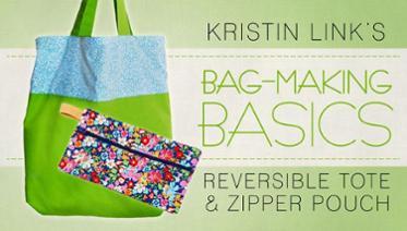 Free Bag Making Basics Mini-Course