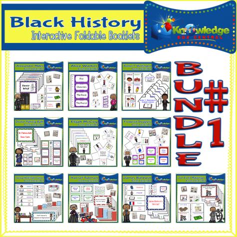Black History Month Bundle Only $8.09! (Reg. $20!)
