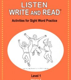FREE Sight Word Dictation Activities - 5 Levels!