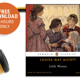 Free Little Women Audiobook - 48 Hours Only!
