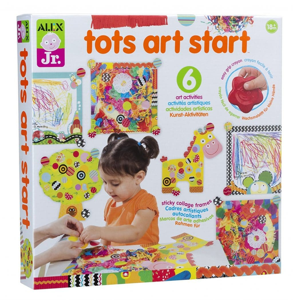 ALEX Jr. Tots Art Start Only $7.59! (55% Off!)