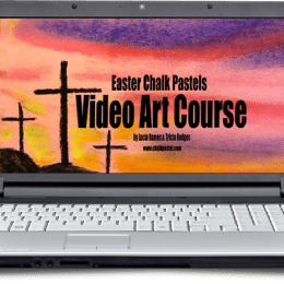 $10 Off NEW Easter Video Art Course