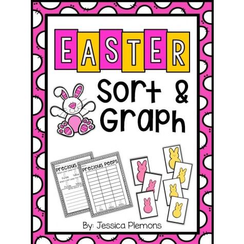 Free Easter Sort & Graph Printables
