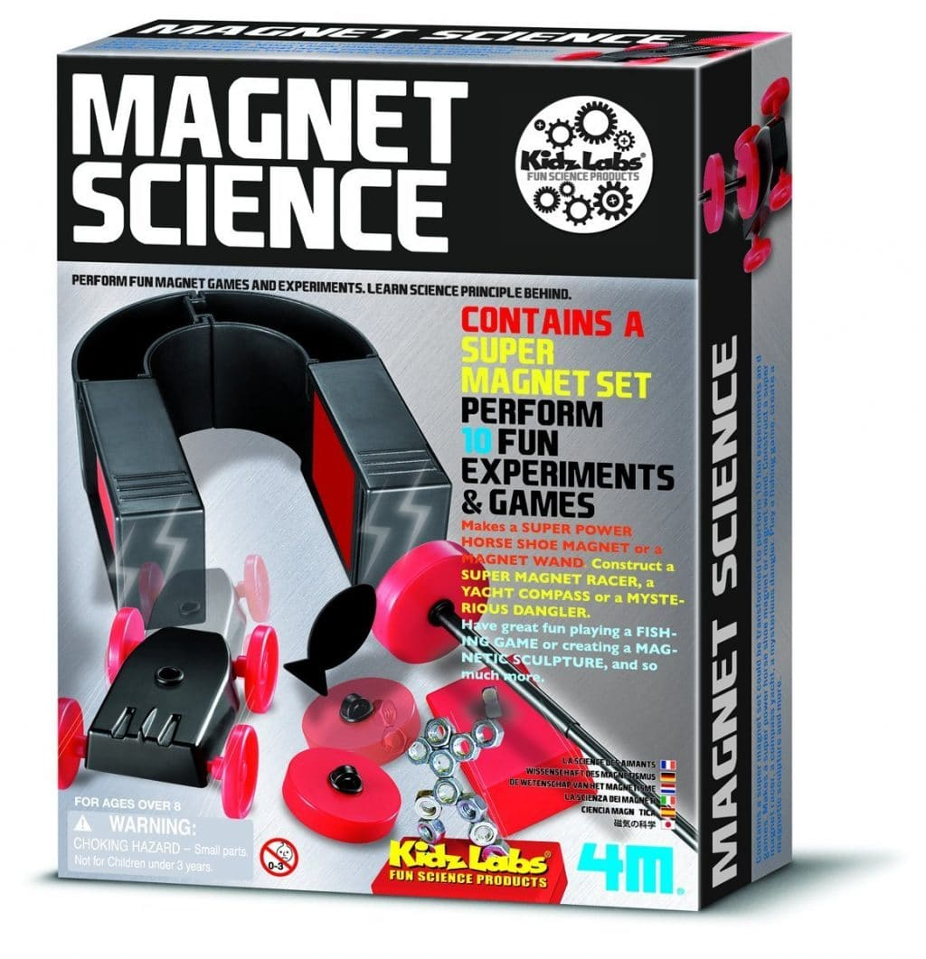 4M Magnet Science Kit Only $8.14! (75% Off!)